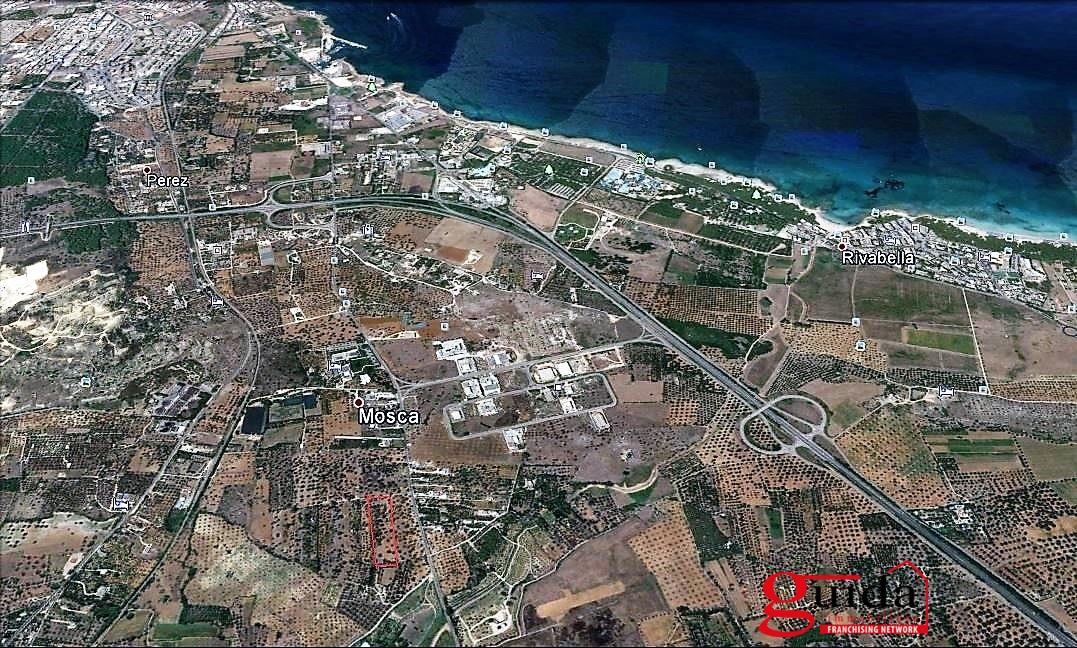 Terreno Edificabile Residenziale in vendita a Gallipoli, 9999 locali, prezzo € 50.000   CambioCasa.it