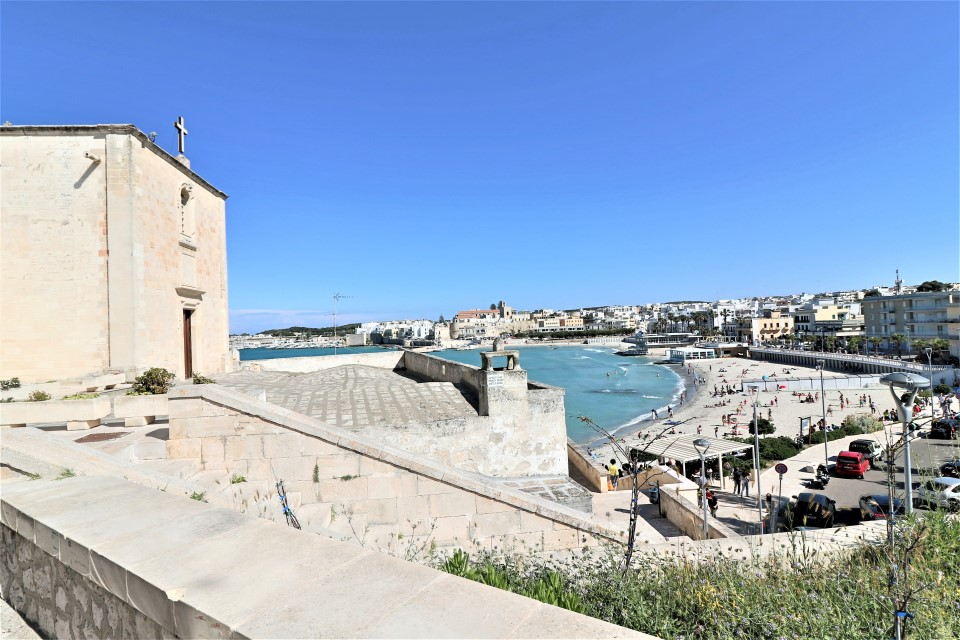 Salento coastal villages