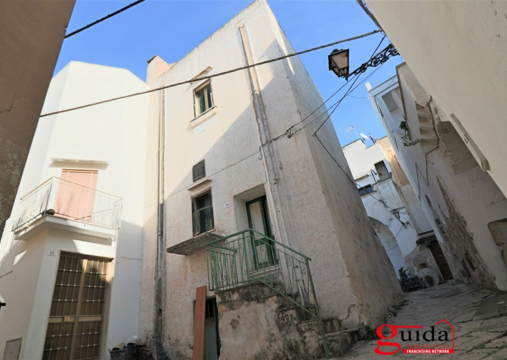 For Sale Family house Matino -  Independent-of-more-level-in-sales-a-Matino-in-historical-center-of-renovation Locality
