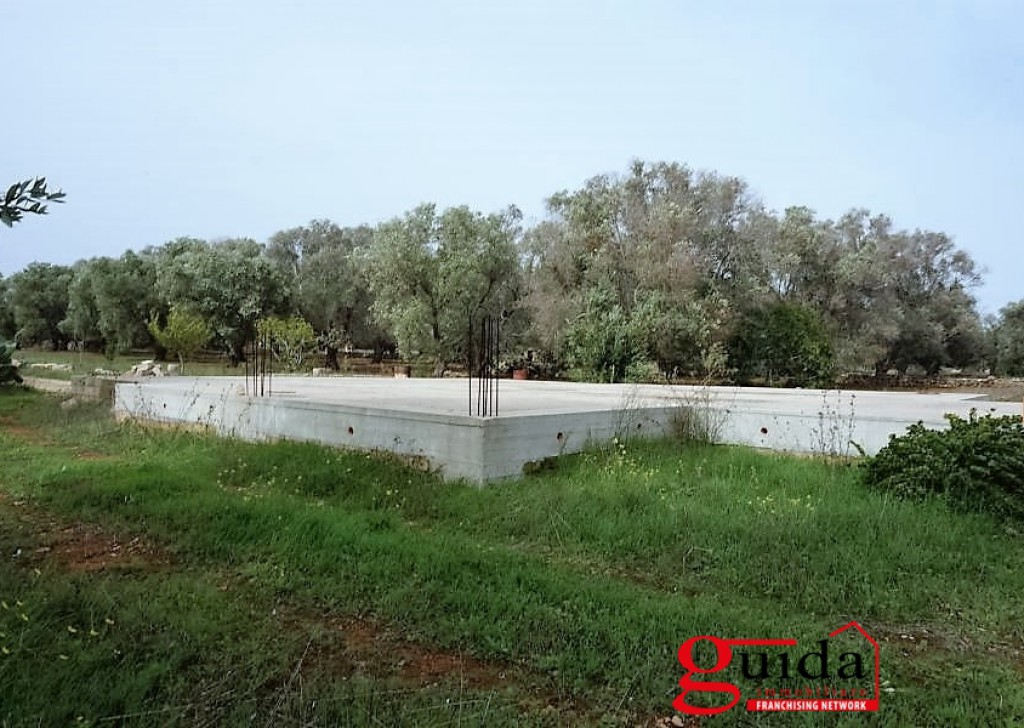 Sale Land with planning permission Sannicola - Land for sale with ...