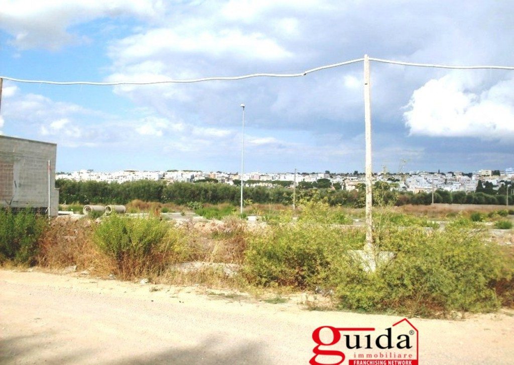 For Sale Land with planning permission  Matino -  Lot-to-Teran-by-project-approved-in-sales-a-Matino-in-area-residential Locality