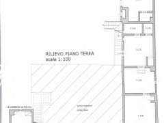 Property complex to be restored with terrace for sale in Alezio in the historical center - 1