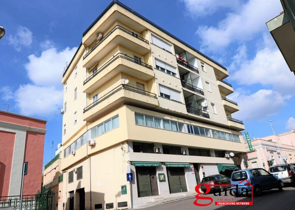 Rent Apartment for rent Casarano -  Apartment-for-rent-a-Casarano-to-third-floor-with-large-terrace-panoramic-and-place-car Locality