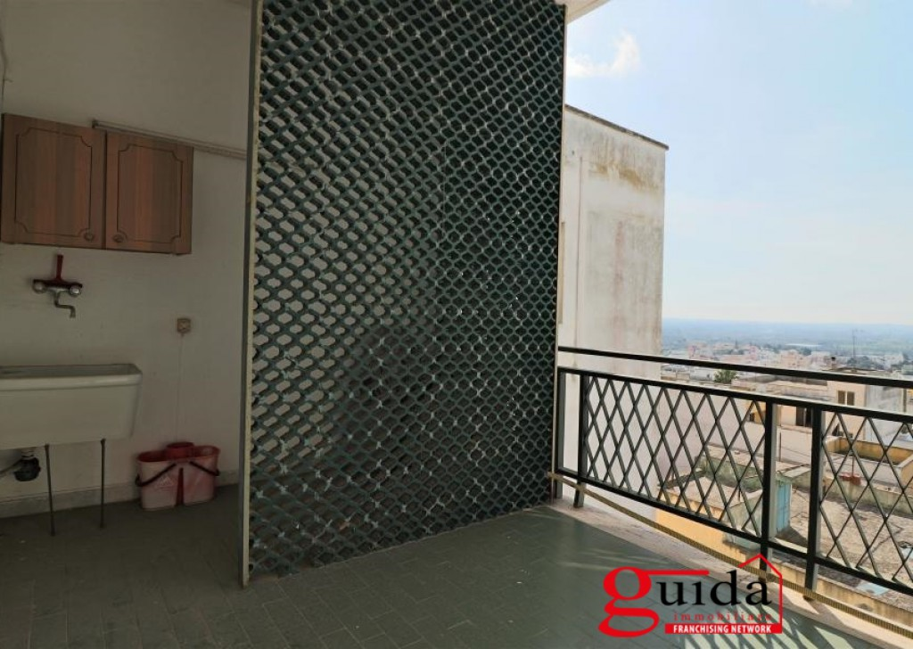 Sale Penthouse Casarano - Attico-sale-in-a-Casarano-in-condo-manor-in-position-middle-with-view-overview Locality