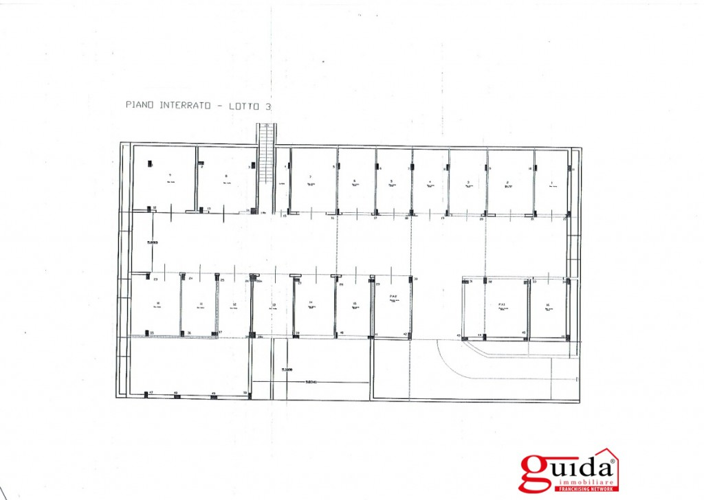 Sale Box, parking, storeroom  - Box-car-of-18-Mq-in-sales-a-Uggiano-The-Church-in-the complex or residential new-build-N.16 Locality