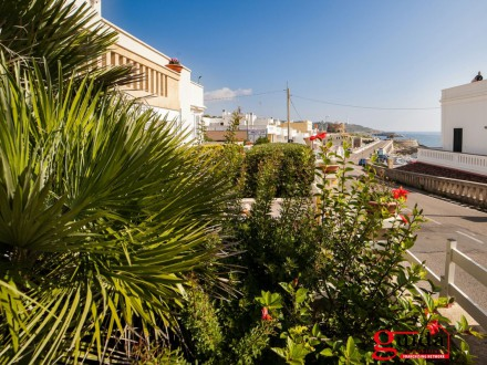 Independent furnished dwelling for rent in Santa Maria di Leuca a few meters from the seafront