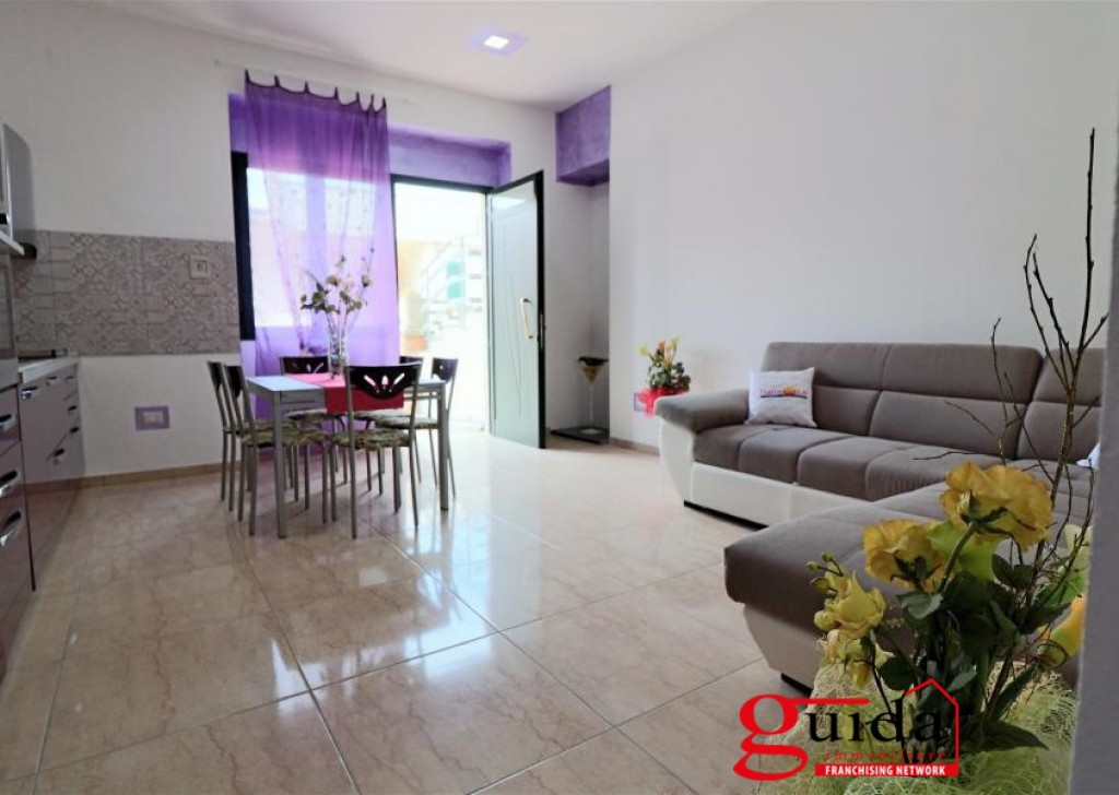 Rent Detached house for rent Parabita -  Independent house for rent in Parabita completely restored and furnished Locality