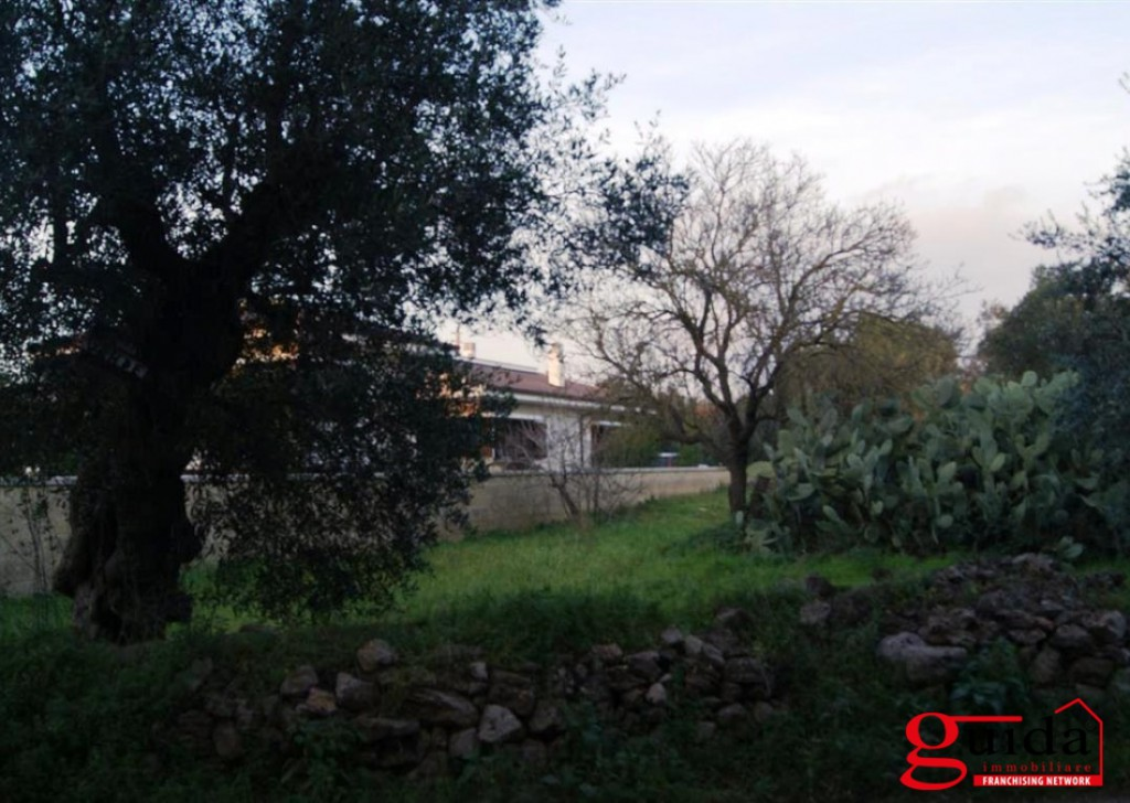 Sale Building land Casarano -  Land-building-in-sales-a-Casarano-where-can-achieve-house-of-two-levels Locality