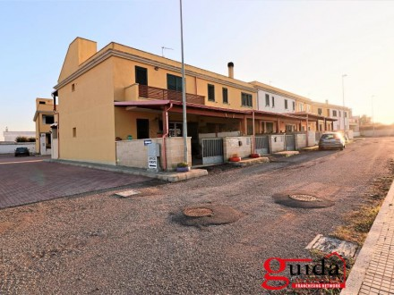Independent-in-sales-in-complex-real estate-a-Uggiano-The-Church-a-few-km-by-Otranto
