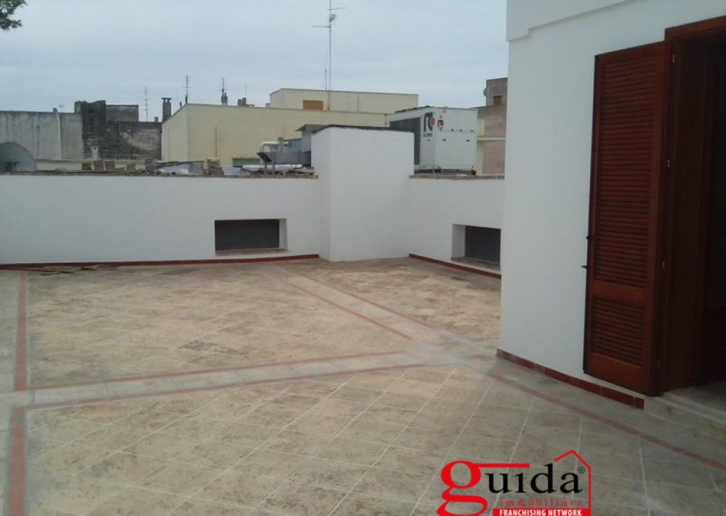 For Sale Detached house Casarano - Independent-at-first-floor-in-sales-a-Casarano-in-zona-center-wide-light-and-noble Locality