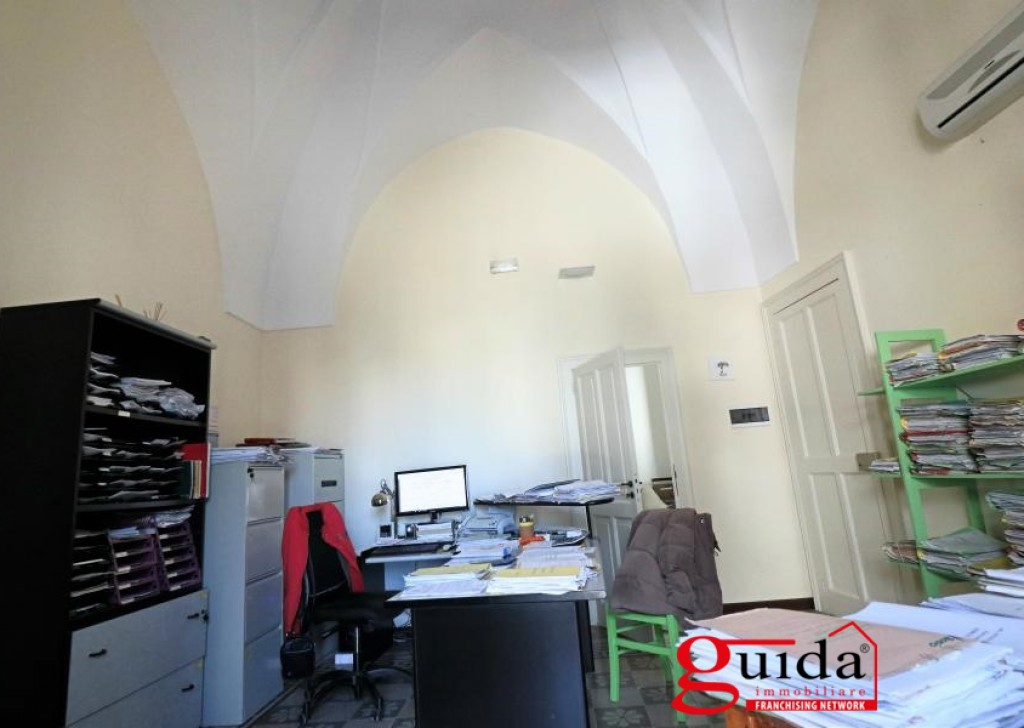 Sale Palace or stable  - Mansion-antique-renovated-in-sales-a-Tricase-with-local-business-and-terrace-panoramic Locality