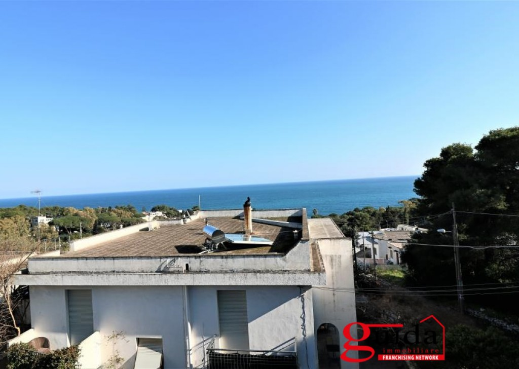 Sale Seaside Villa  - Villa-family house-sale-in-a-Tricase Porto-with-sea-view-a-few-meters-the-waterfront Locality