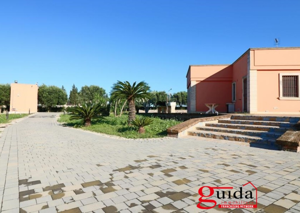 Sale Villa with pool Soleto - Villa-with-pool-for-sale-in-Soleto-in-Salento Locality