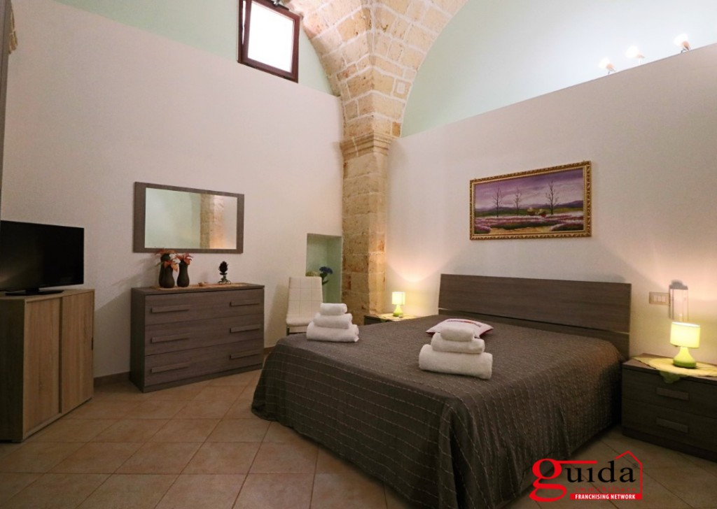 For Rent Detached house for rent Nardo -  Independent house finely organized in the historical center of Nardo for short periods Locality