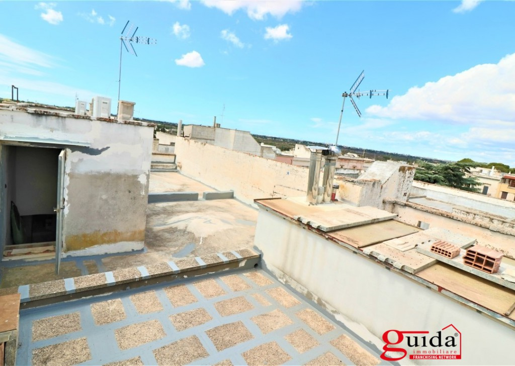Sale Property complex Matino - Real estate complex for sale in the historic center of Matino a few kilometers from Gallipoli Locality