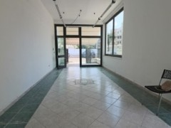 Commercial space in the new residential area of ​​Copertino with window and wide visibility - 4