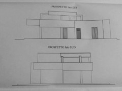 Land-with-project-approved-in-sales-to-Casarano-in-area-panoramic-and-of-prestige - 2